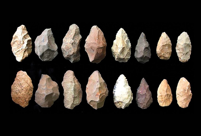 dating stone tools
