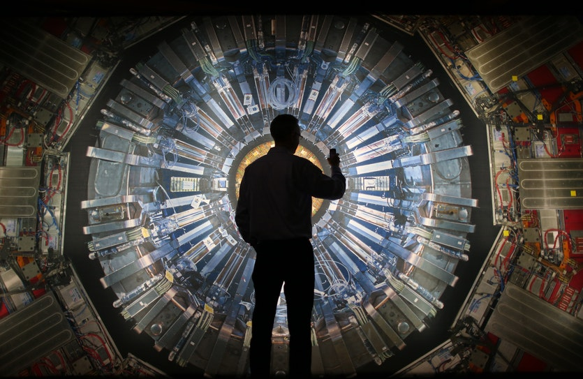 After The Lhc Which Will Be Crowned King Collider Cosmos Magazine