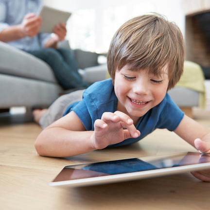 IQ tests indicate children are adapting well to a contemporary environment.
