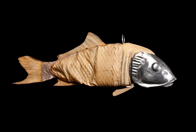 A robotic fish.