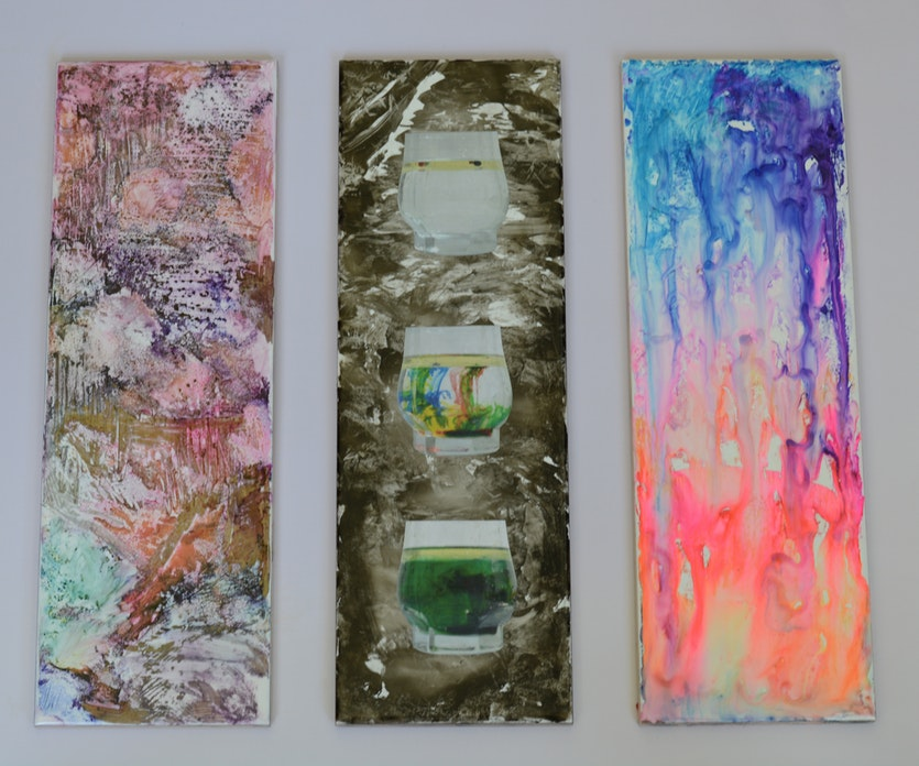 The Tile Triptych.