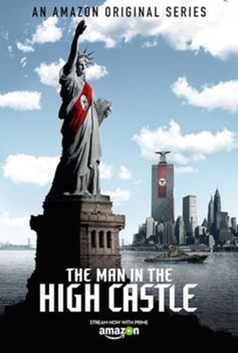 The Man in the High Castle: Philip K. Dick''s alternate universe where the axis powers won WWII.
