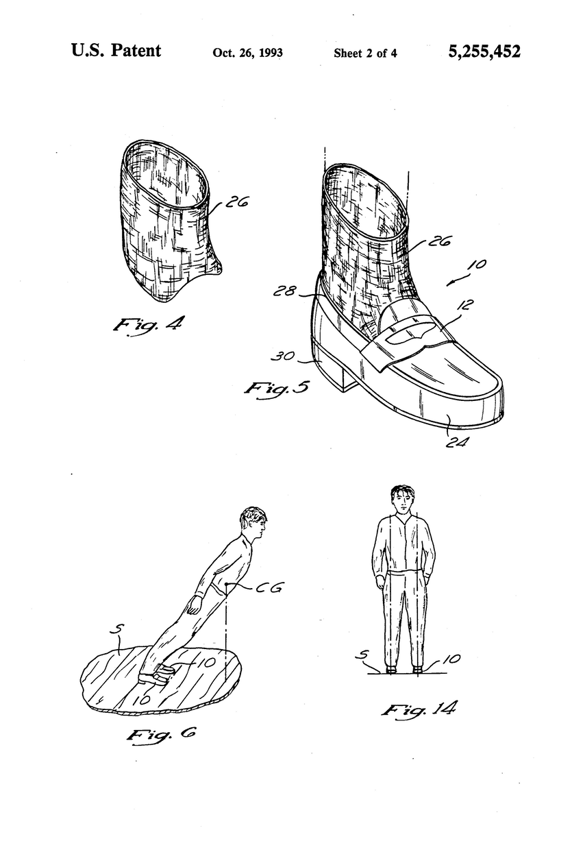 "A diagram from Jackson's ""anti-gravity"" patent."