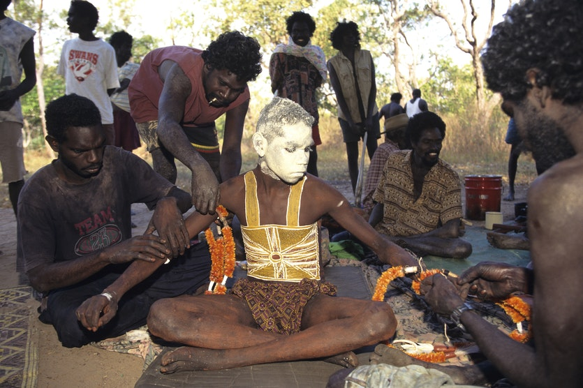 Australia's indigenous people embody a narrative tradition that may well be unbroken for 10,000 years.