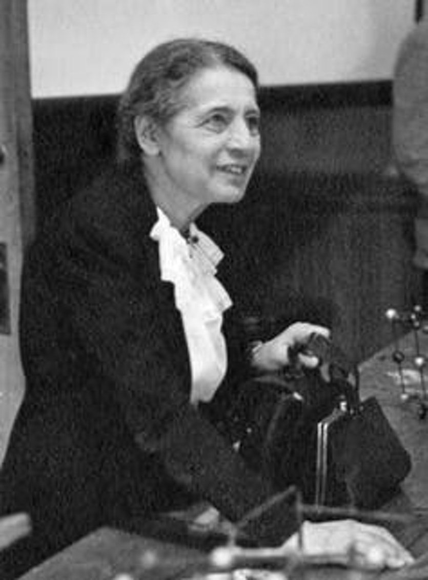 The 1944 Nobel Prize in chemistry was awarded to Otto Hahn and not to his female collaborator Lise Meitner.