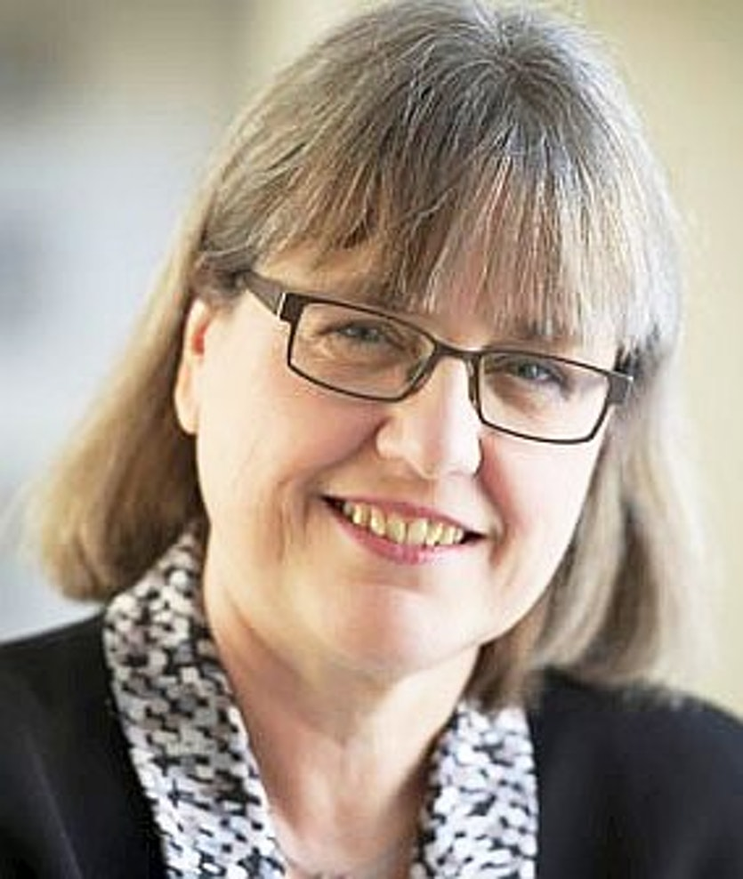 Donna Strickland, the first woman to win the Nobel Prize for physics in 55 years.