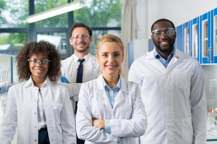People working in STEM score higher on autistic traits.