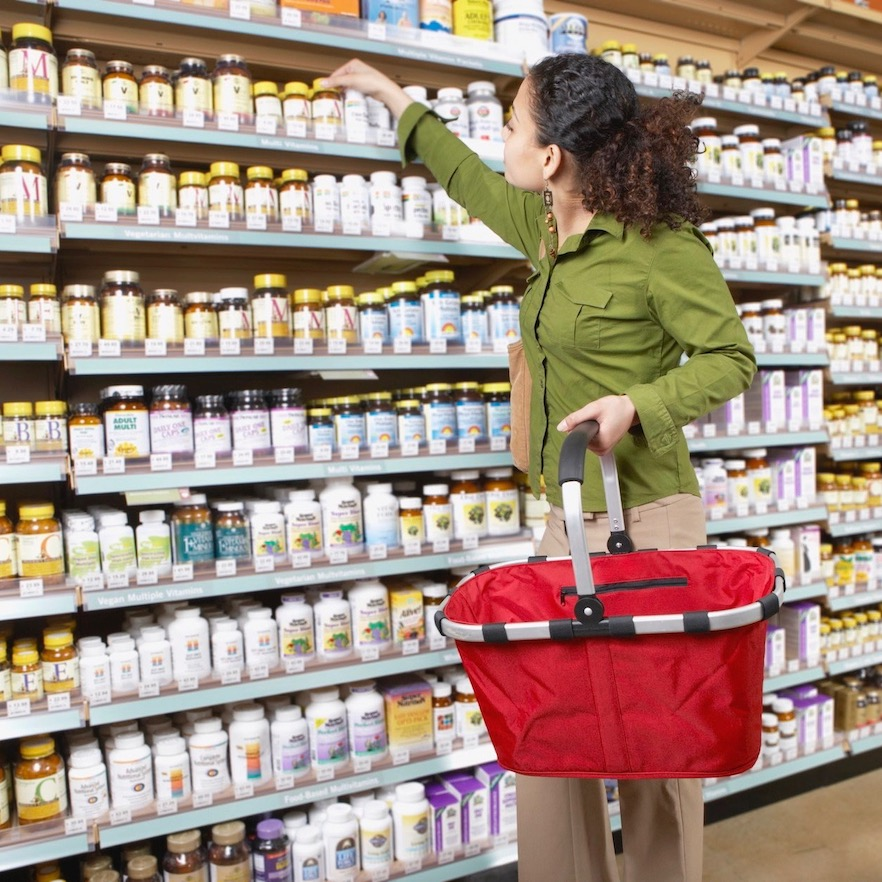a waste of money. Diet supplements are implicated in mortality risk.</p>