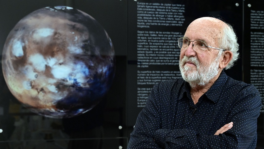Swiss astrophysicist Michel Mayor was one of the recipients of the 2019 Physics award.