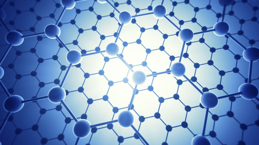 Single-layer atomic sheets of graphene don's warm up the way you might expect.
