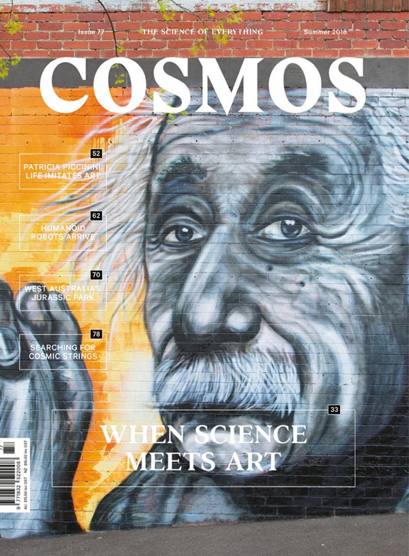 EINSTEIN by Vincent Moloney Vincent Moloney is a partner to Cate, a father to Joni and a teacher at Parkville College. When he's not spending time with family or the inspiring kids at his school, he likes to draw, write and paint murals. His work can be found on instagram at @vincentmoloney.