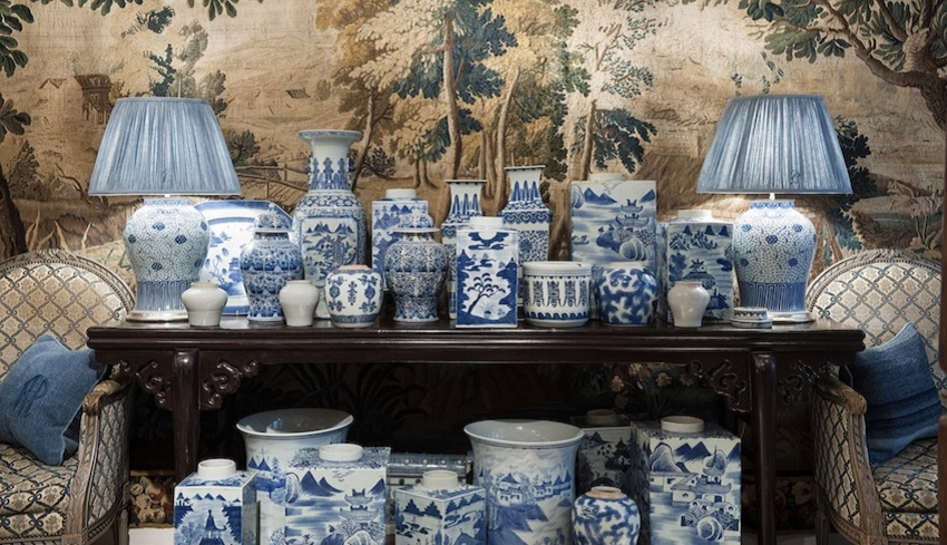 "China ""was centuries ahead of the West in learning the secret of porcelain""."