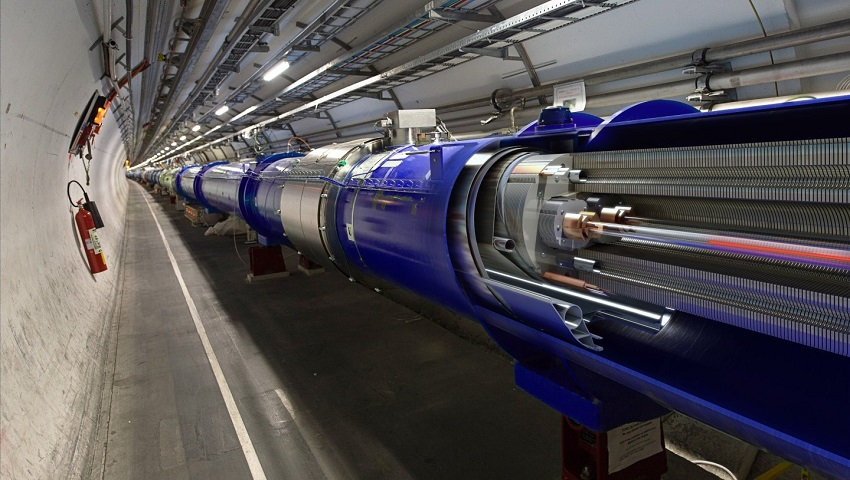 The Large Hadron Collider (LHC) is very much the big guy in town.