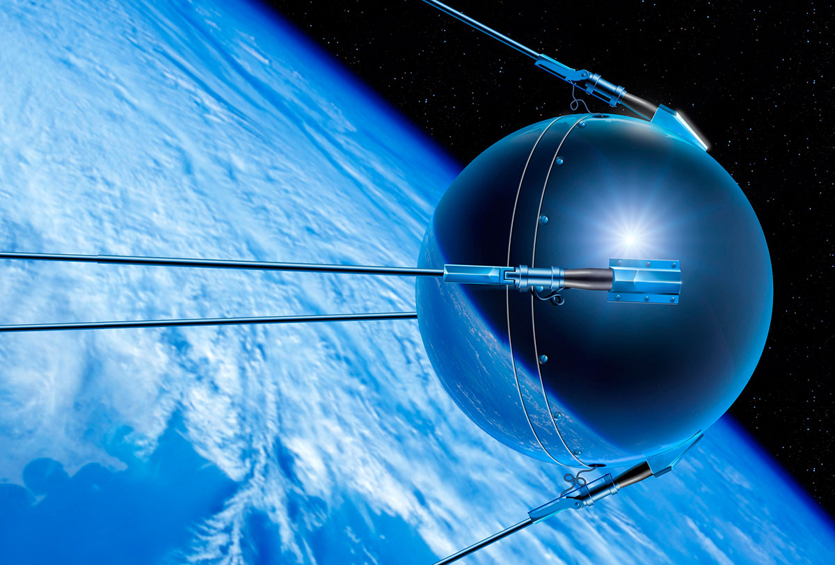 How Sputnik 1 launched the space age - Cosmos Magazine