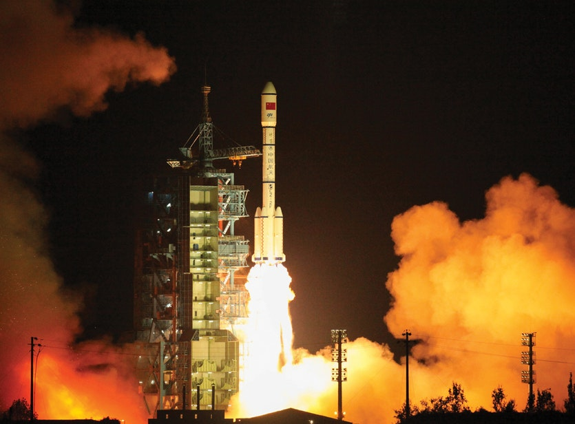 The Tiangong-2 space laboratory, launched after the groundbreaking Micius satellite, will extend China's quantum communications program, bringing a global quantum network closer to reality.