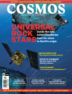 Cosmos 88 front cover