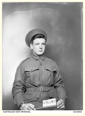 ANZAC Digger identified at Vignacourt William Fitch