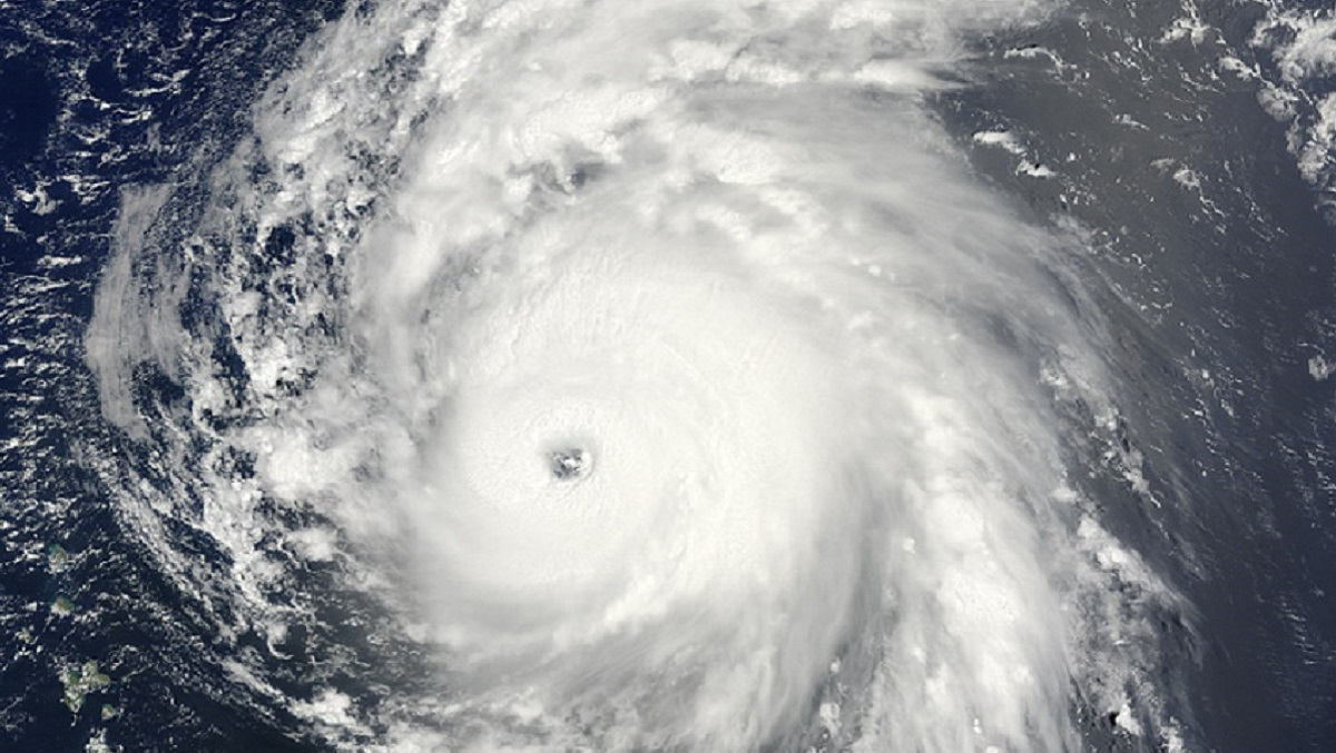Hurricanes are retaining their strength after reaching land, study suggests