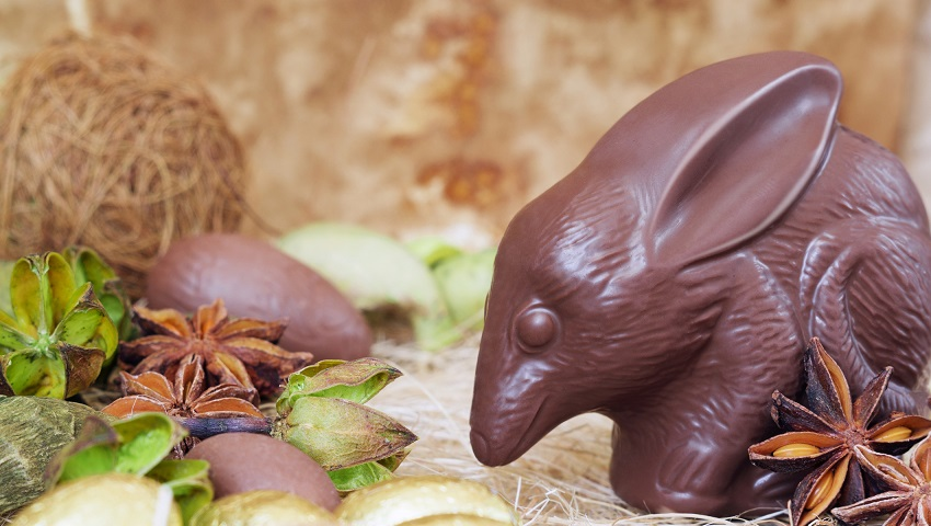 Easter wrap: a chocolate (story) feast