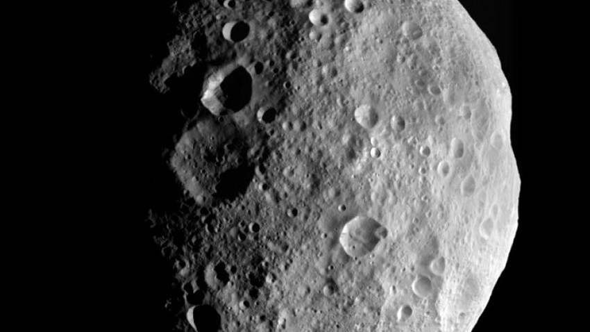 Mapping a meteoroid's long journey from Vesta to Earth