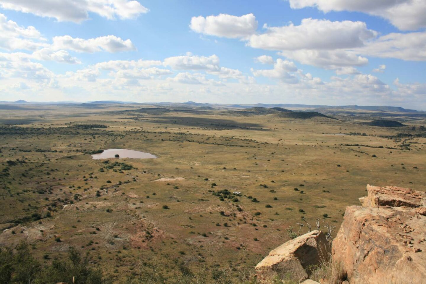 Fairydale, Bethulie is one of the extensively studied Permo-Triassic Boundary sites in South Africa's Karoo Basin.