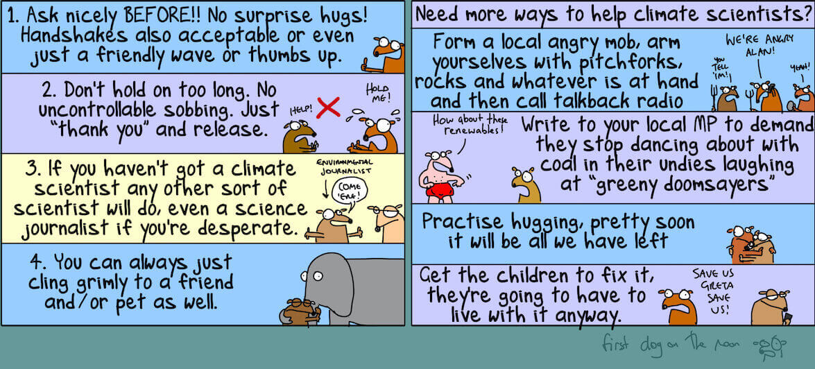 It's Thank a Climate Scientist Day