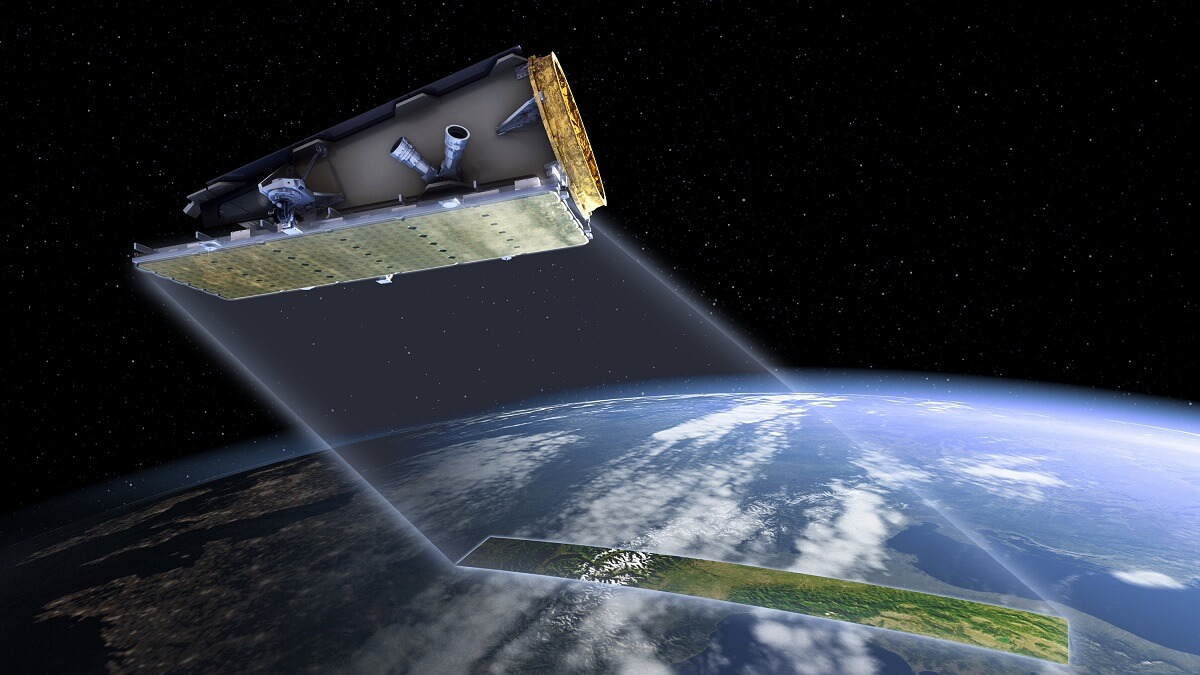 Csiro makes satellite eye in the sky available for aussie earth observation