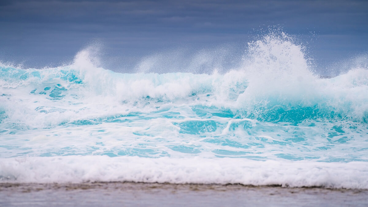 Turning the tide on wave energy