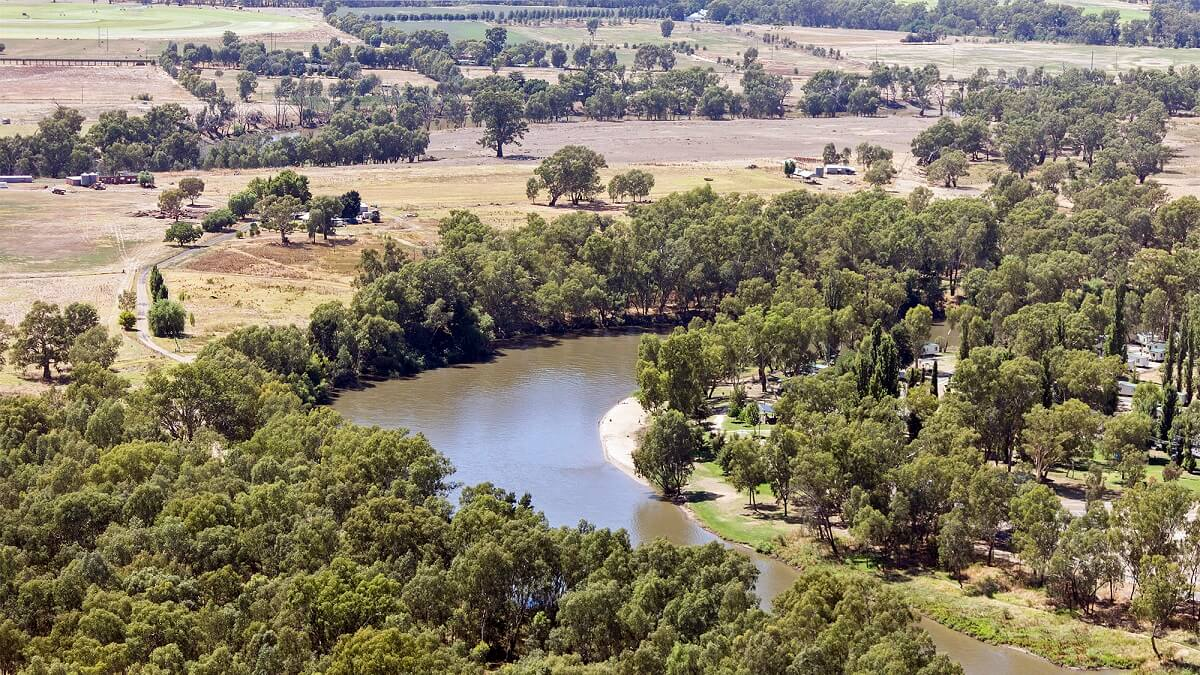 Water availability will drop in the murray-darling