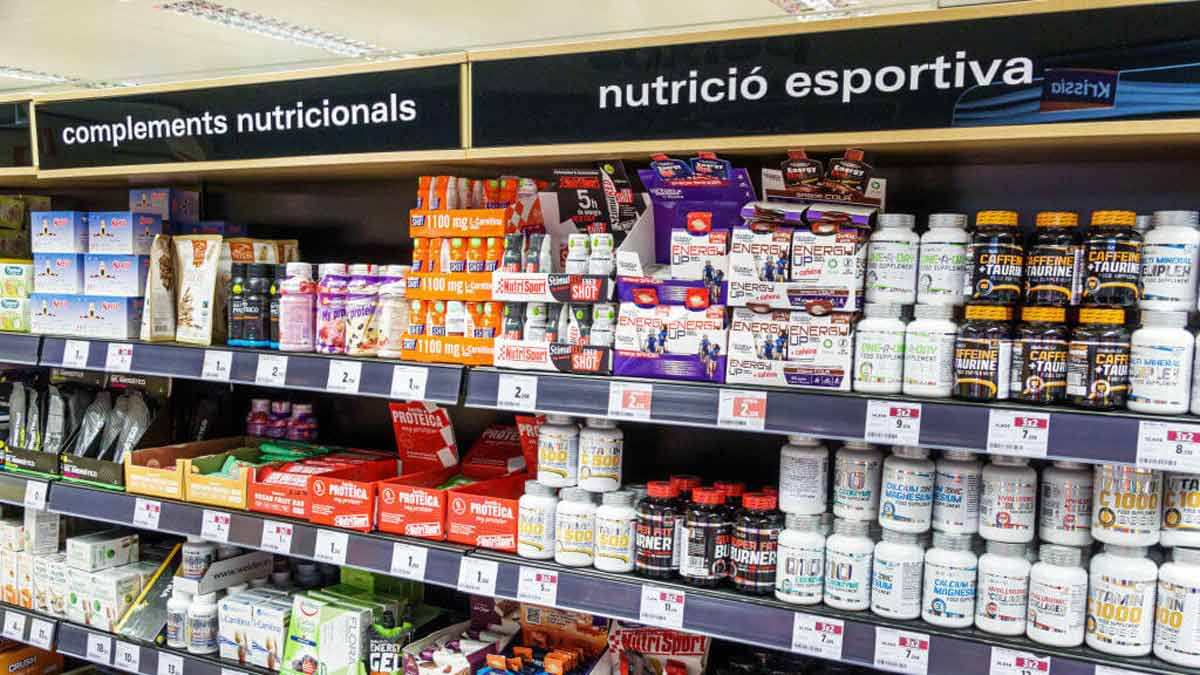 Covid concerns drive supplement use