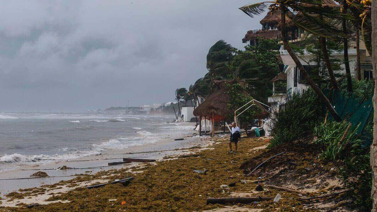 Once-in-a-century extreme weather events to happen annually