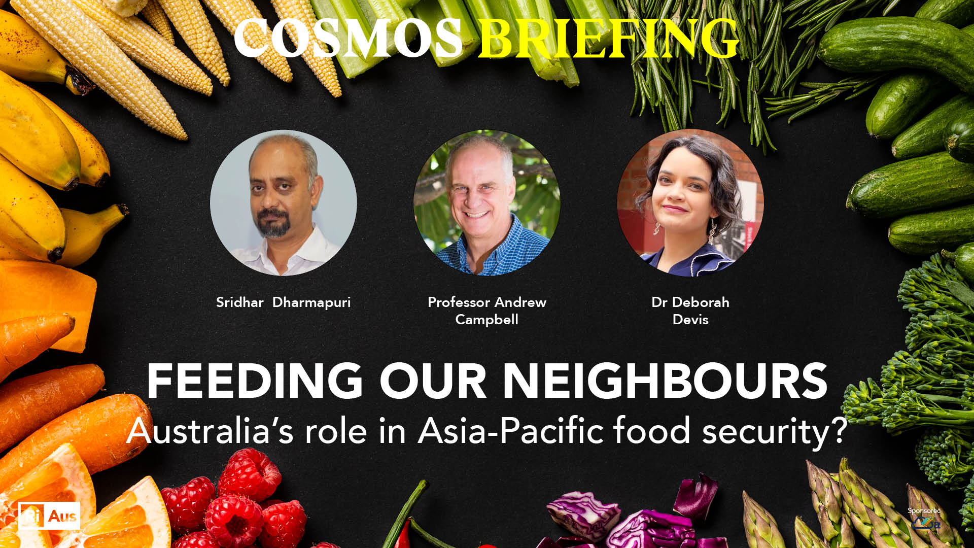 How can we achieve food security in the asia-pacific region?