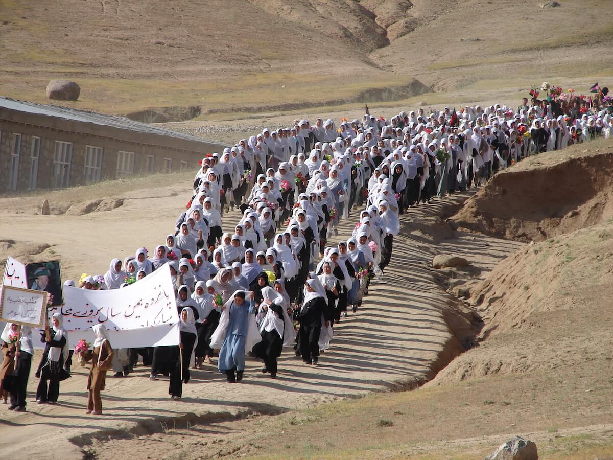 Not a science story: education in afghanistan