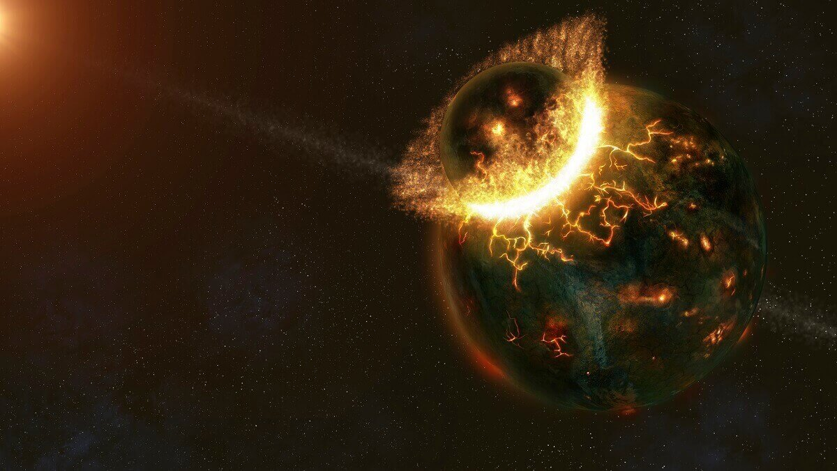 Cosmic roadkill: when planets collide, what happens to their atmospheres?