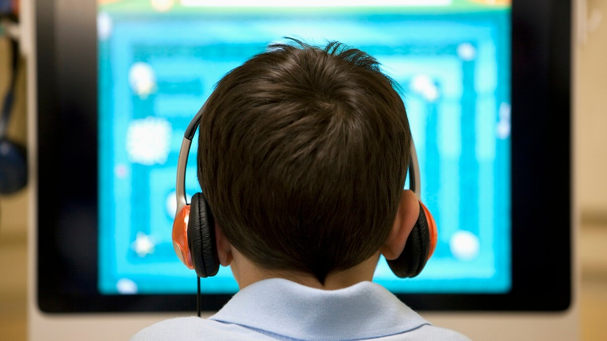 Good news about screen time and kids' health?