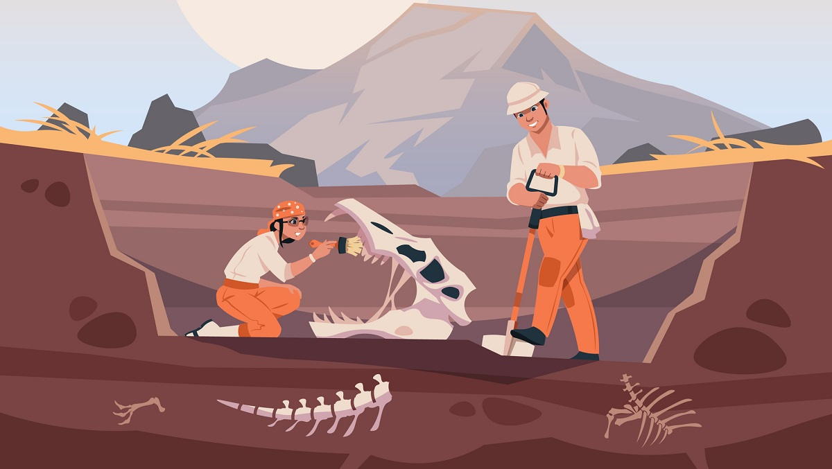 Bone idle: distressed palaeontologists call for a halt to fossil digs