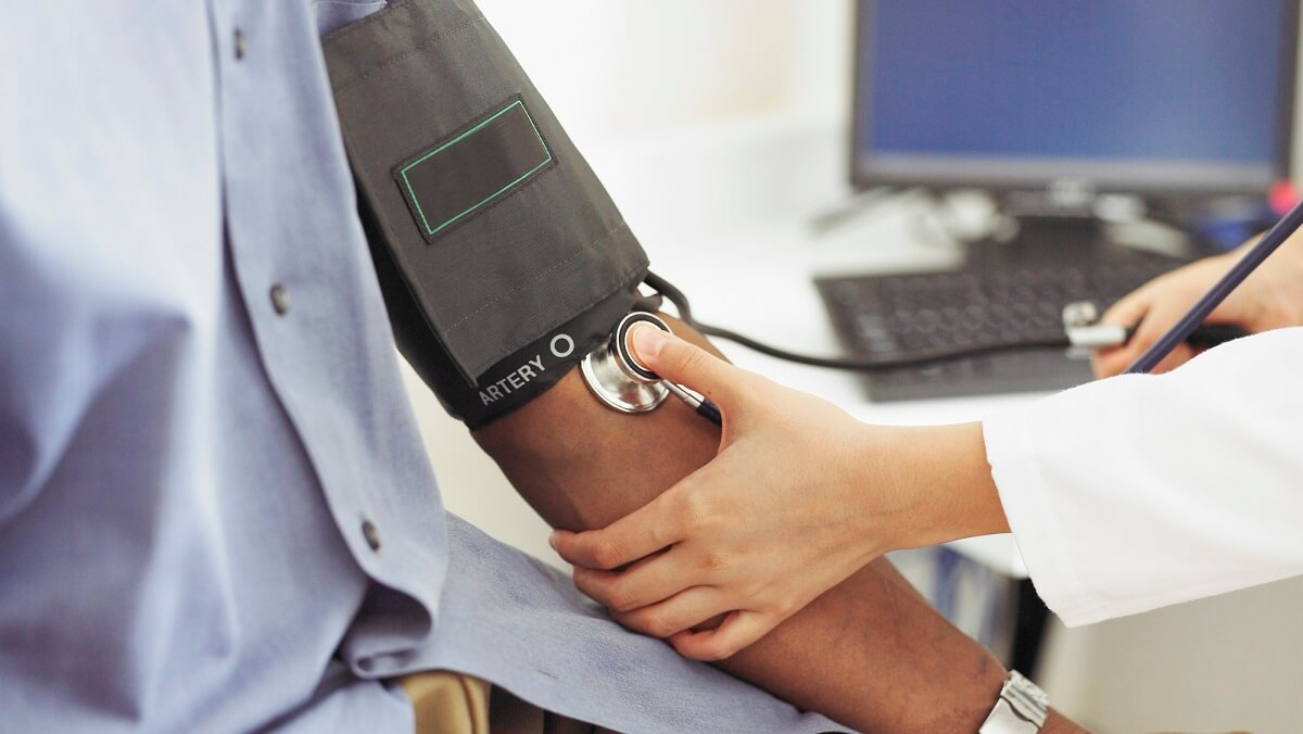 High blood pressure is a problem at any age